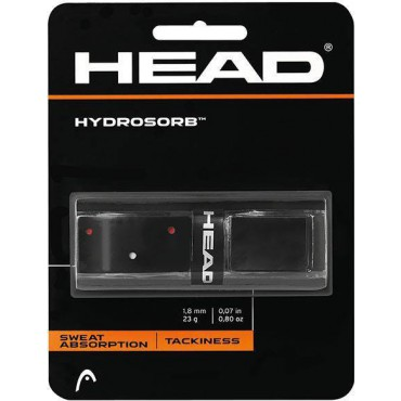 Head - grip de tennis hydrosorb noir