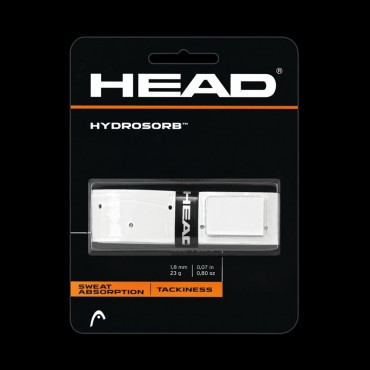 Head - grip de tennis hydrosorb blanc