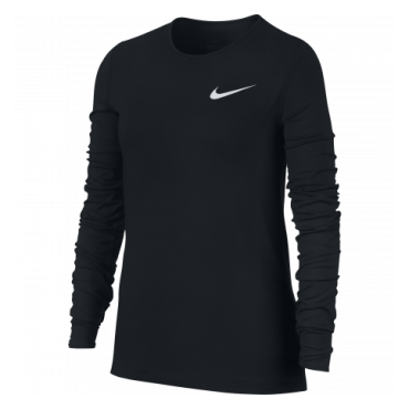 T-SHIRT NIKE PRO WARM MANCHES LONGUES JUNIOR