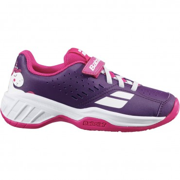 CHAUSSURES BABOLAT JUNIOR FILLE PULSION KID TOUTES SURFACES